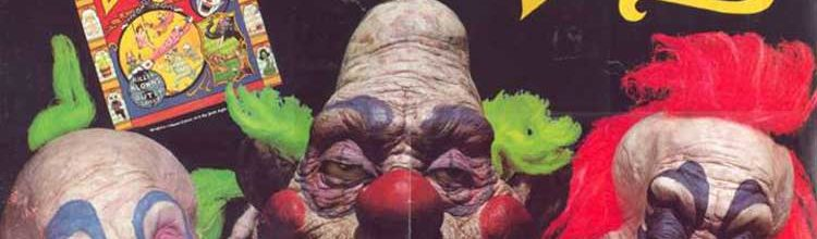 From the Stereo to Your Screen: The Dickies and Killer Klowns From Outer Space