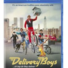 Special Delivery: DELIVERY BOYS Blu-ray Review