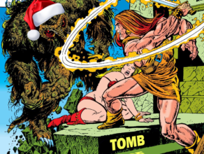 "TOMB OF IDEAS: Episode 33- ""Trapped in a Christmas Episode He Never Made"""